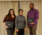 Dale Carnegie Program Graduates – Candice Pennewell and Wayne Gibson