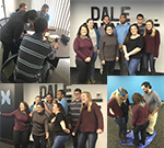 Dale Carnegie Team Building Event