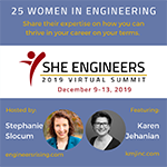 She Engineers 2019 Virtual Summit