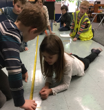 KMJ's Susan Phillips Celebrates Engineers Week by Teaching a Class at Perkiomen Valley South Elementary